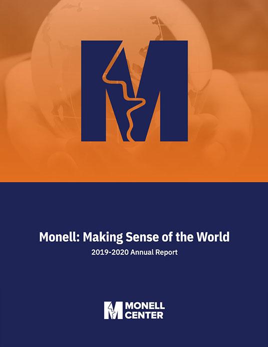 Monell Center Annual Report 2019-2020