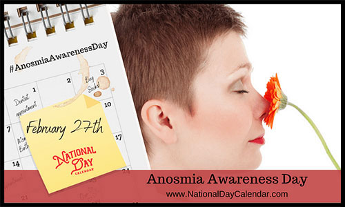 Anosmia News from Monell: #AnosmiaAwarenessDay and More